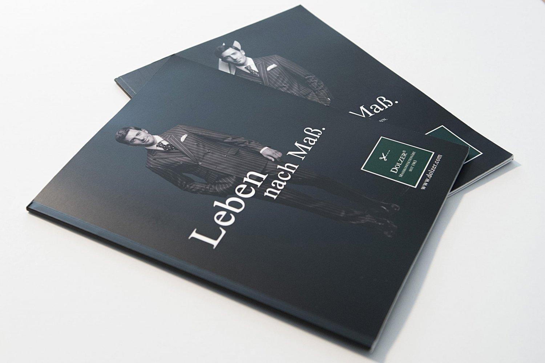 Freiraum Grafikdesign Corporate Publishing Dolzer Man