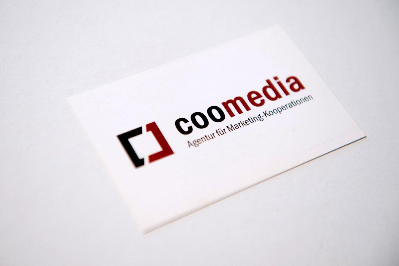 Logo-Entwicklung für Coomedia