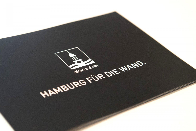 Logo-Entwicklung für michel und elbe