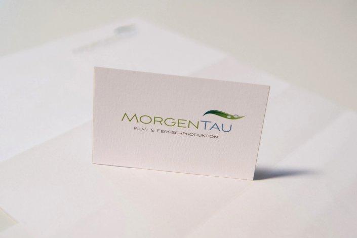 Logo-Entwicklung für Morgentau