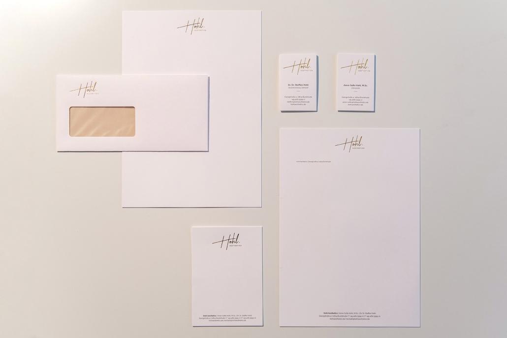 Grafik Design Freiraum Hamburg Geschäftsausstattung